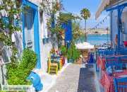 Griekse Zuid-Egeïsche eilanden waarschijnlijk heel kort op oranje